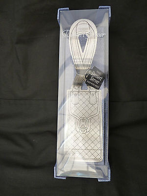 Cake server. looks like a purse. NEW in box.