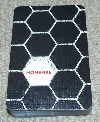 Homefire 1960's Vintage Pack of Advertising Playing Cards