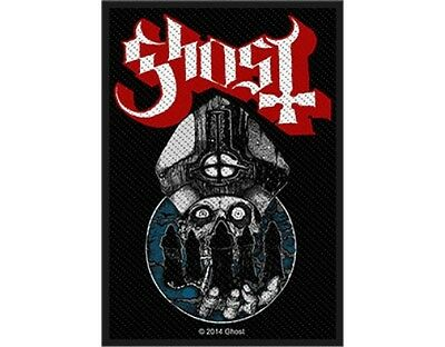 GHOST warriors - 2014 - WOVEN SEW ON PATCH official merchandise