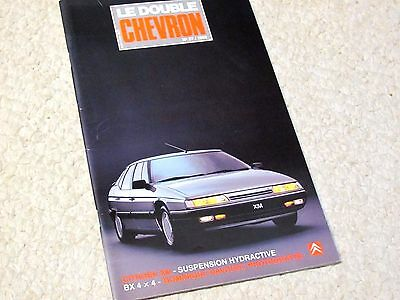 "1989 Citroen ""le Double Chevron"" #97"