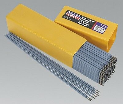 Sealey WED5025 Welding Electrodes Dissimilar 2.5X350mm 5Kg Pack Tool Equipment