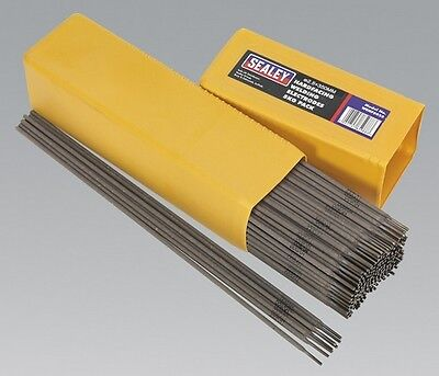 Sealey WEHF5025 Welding Electrodes Hardfacing 2.5X300mm 5Kg Pack Tool Equipment