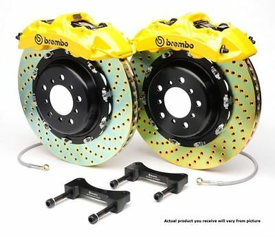 Brembo GT BBK Big Brake Kit 6pot Front for 07-12 BMW 335i E90 E92 E93 1M1.8010A5