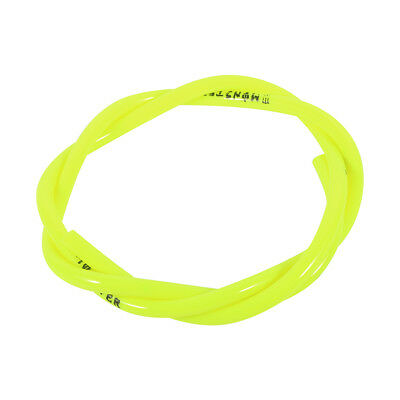 1M Yellow Gas Oil Hose Fuel Line Petrol Tube Pipe For Motorcycle Dirt Pit Bike