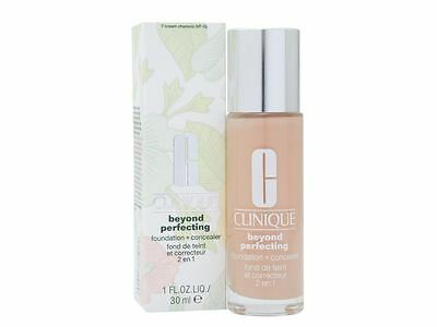 Clinique Beyond Perfecting Foundation and Concealer 30ml - 7 Cream Chamois