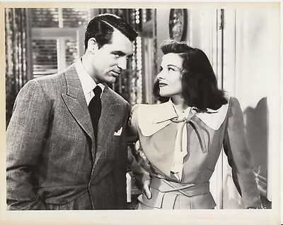 Vintage 1940 The Philadelphia Story Cary Grant Katherine Hepburn Movie Photo