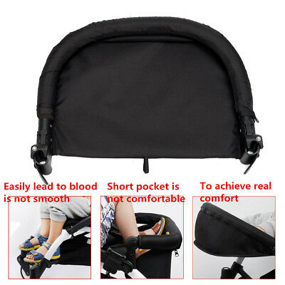 Extension Booster Seat Footrest Footset Bumper Bar For Yoyo Yoya VovoBB Stroller