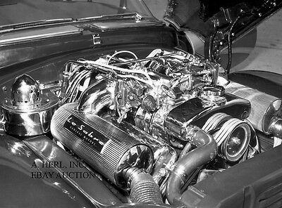Buick LeSabre 1962 engine compartment Buick Le Sabre 1962 worldwide debut 1962