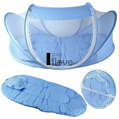 Baby Tent bed Portable Foldable pops up Travel Sleep Easy Time Protective ILOE