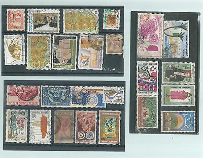 Tunisia Used  Stamp Collection