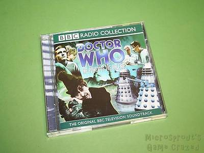 Doctor Who The Power of the Daleks Original BBC Television Soundtrack