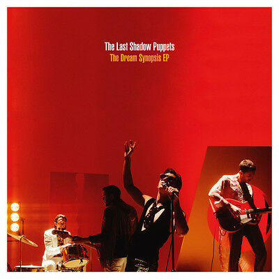 LAST SHADOW PUPPETS LP The Dream Synopsis EP. 2016 LIVE Heavyweight Vinyl + MP3s