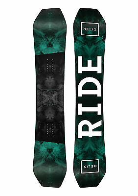 Ride Kids Snowboard - Lil Helix - All-Mountain Freestyle Asymmetrical - 2017