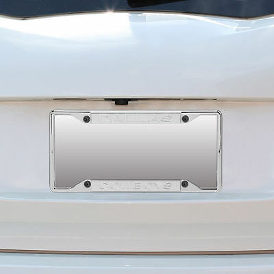 stockdale dallas cowboys license plate frame nfl