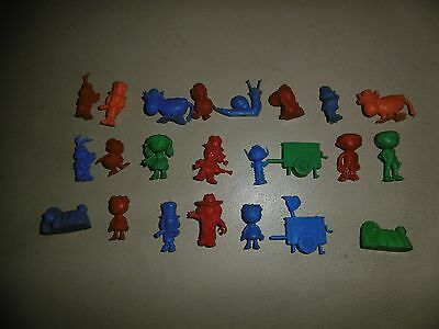 Vintage Nabsico/Weetabix 'The Magic Roundabout' Figures (d)