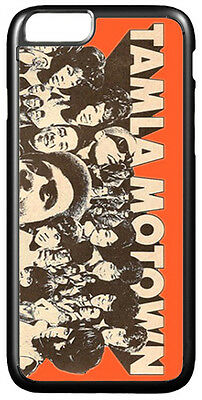 Tamla Motown Vintage Advert Cover/Case Fits iPhone 5C. Soul Mod Music Gift