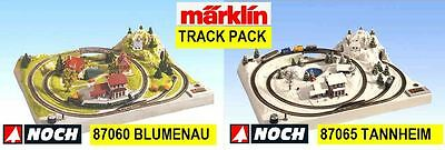 Track Pack Noch 87060 87065 Marklin Z Scale UPDATED ENGLISH PLAN *in USA $0 SHIP