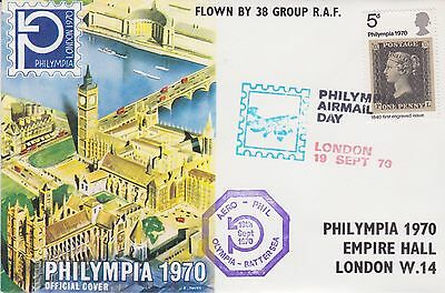 GB STAMPS POSTAL HISTORY SOUVENIR COVER EXAMPLE No 01 FROM LARGE COLLECTION