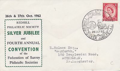 GB STAMPS POSTAL HISTORY SOUVENIR COVER EXAMPLE No 63 FROM LARGE COLLECTION