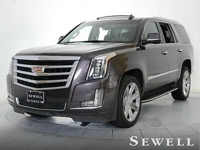 2016 Cadillac Escalade  LUXURY NAVIGATION BLIND SPOT HEATED/AC SEATS 1-OWNER CALL GREG 214-353-2806