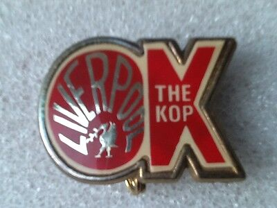 A Rare  Liverpool Fc Coffer 1970's Insert Football Pin Badge