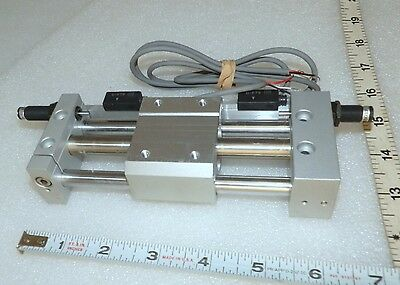 Guided Cylinder Actuator Rodless Slider SMC NCDY2S10H 0300B-F79