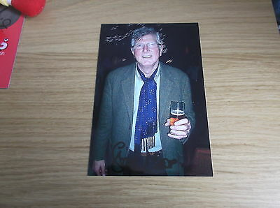Doctor Who Stephen Moore hand signed 6x4 photo