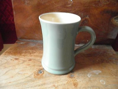 Vintage Denby Manor Green Large Tankard