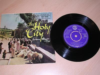 JEROME HINES - The Holy City E.P. - RCA RSX 15001 - 1958 - P/C - EX