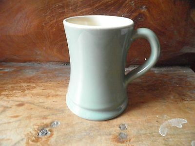 Vintage Denby Manor Green Small Tankard/mug