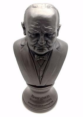 Words of Winston Sculpture Winston Churchill Bust Figurine Ornament IWM115