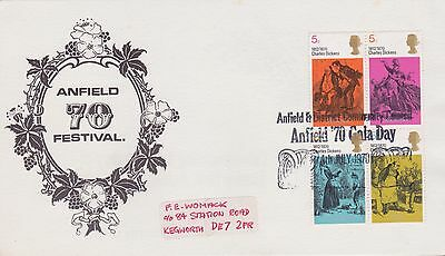 GB STAMPS POSTAL HISTORY SOUVENIR COVER EXAMPLE No 114 FROM LARGE COLLECTION