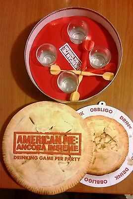 AMERICAN PIE : ANCORA INSIEME - drinking game per party