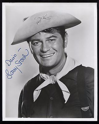 Larry Storch  VINTAGE Signed 8x10 Photo Autographed Early Career 1960's F Troop