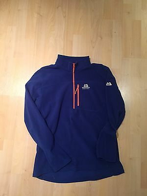mens mountain equipment Top Size M