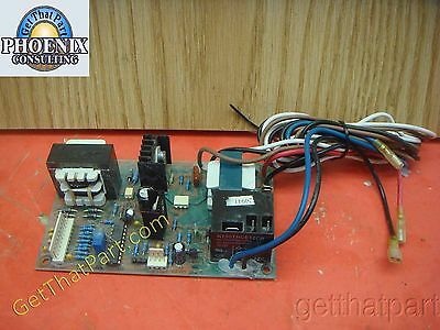 Fellowes C-320C 38325 Complete Main Control Board Assembly 320-380-07