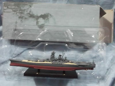Atlas Editions Mint Boxed Ww Ii 1/1250 Model Japanese Imperial Navy Yamato
