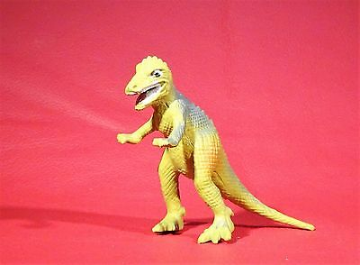 1972 Inpro ALLOSAURUS old Plastic SMALL DINOSAUR vintage collectable toy T REX