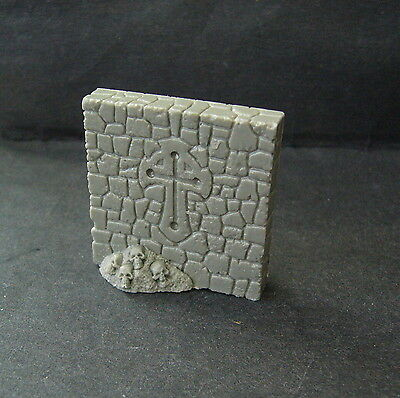 Ral partha citadel dwarven forge dungeons & dragons wall piece furniture figure