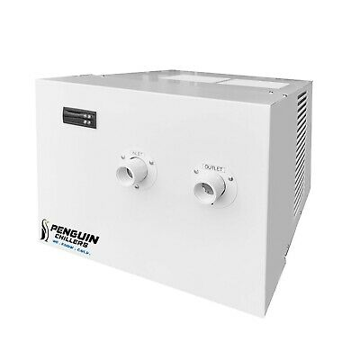 New 0.83 Ton / 1 HP / 10,000 BTU Air Cooled Water Chiller