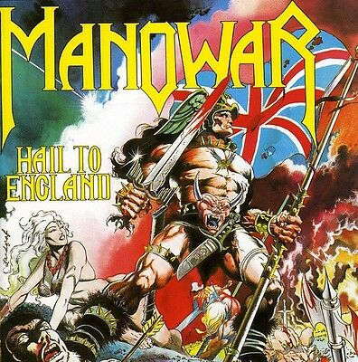 Manowar - Hail to England [New CD] Germany - Import