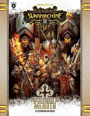 Warmachine: Accessories - Forces of Warmachine: Protectorate of Menoth Command