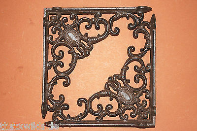 (2),victorian,medallion,corbels, Wall Brackets,antique Style,country Decor, B-29