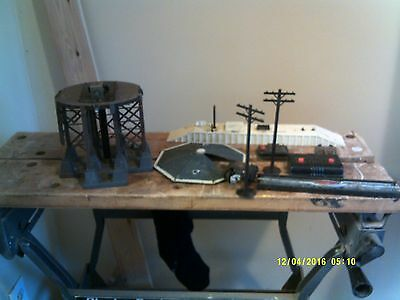 Lionel Trains Water Tower parts and others