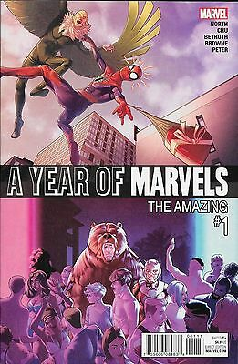 A Year of Marvels: The Amazing No.1 / 2016
