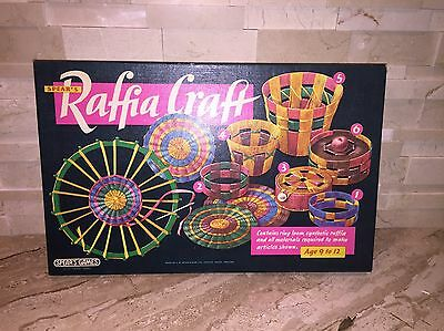 Spears Raffia Craft Kit