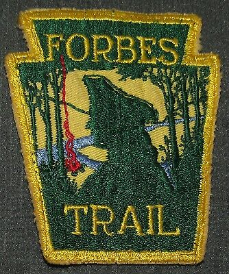 BSA Forbes Trail Patch
