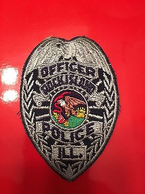 Rockisland  Illinois Police   Patch