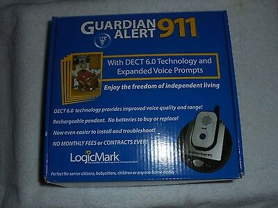 GUARDIAN ALERT 911 MODEL #30911 VOIP COMPATABLE BRAND NEW in BOX