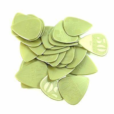 Dunlop Guitar Picks  36 pack  50th Anniversary Special Edition Nylon  .60MM